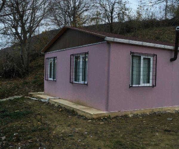 Sinop Prefabrik Konut Yapı - Projeler