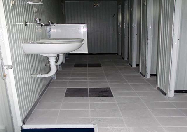 Wc Duş Konteynerleri